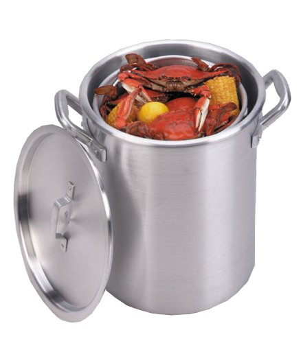 King Kooker 160-Quart Aluminum Boiling Pot