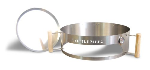 KettlePizza Basic Kit for 18.5-Inch and 22.5-Inch Kettle Grills