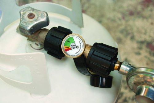 Charcoal Companion Propane Tank Gas Valve Gauge – CC4509