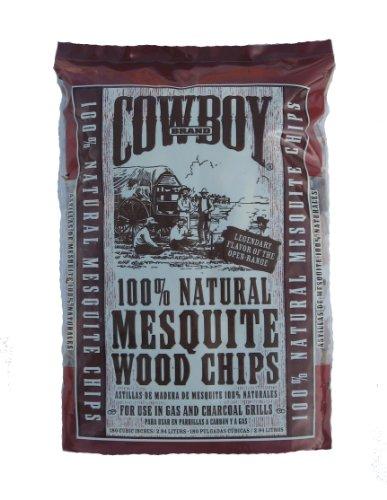 Cowboy 180 Cubic Inch Mesquite Wood Chips
