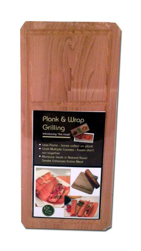Kelly Craig 2-Pack Moated Grilling Plank