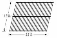 Music City Metals 94301 Steel Wire Rock Grate Replacement for Select Gas Grill Models by Arkla, Charmglow and Others
