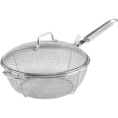 Maverick MGP-01CR Mesh BBQ Grill Chef's Pan