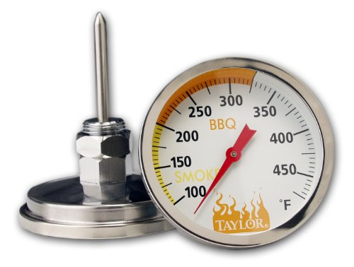 Taylor Weekend Warrior Grill /Smoker Thermometer