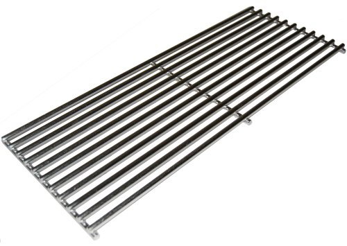 Music City Metals 5S531 Stainless Steel Wire Cooking Grid Replacement for Select Gas Grill Models by Nexgrill, Perfect Flame and Others