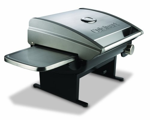 Cuisinart CGG-200 All-Foods 12,000-BTU Portable Outdoor Tabletop Propane Gas Grill