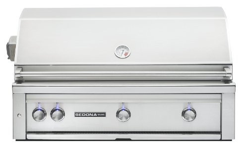 Sedona by Lynx L700PSR-NG Built-In ProSear-Rotisserie NG Grill, 42-Inch, Stainless Steel