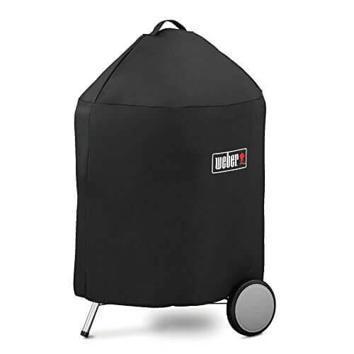 Weber 7150 Grill Cover with Storage Bag for Master-Touch Charcoal Grill