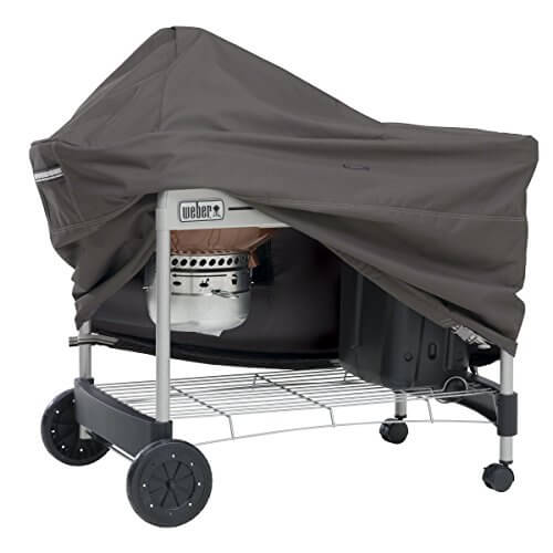 classic accessories ravenna grill cover for the weber performer