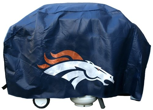 Denver Broncos NFL Deluxe Grill Cover