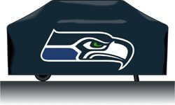 Seattle Seahawks NFL Grill Cover Deluxe