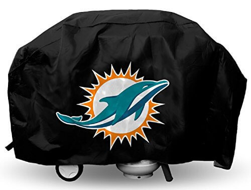 IFS – Miami Dolphins NFL Deluxe Grill Cover