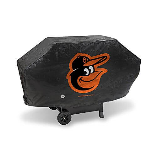Rico Industries Baltimore Orioles MLB Deluxe Grill Cover