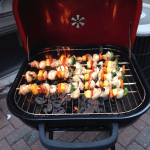 weber grill parts grilled hawaiian chicken, kabobs, grilling recipe