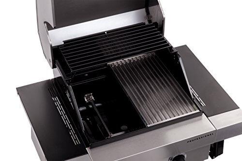 Char-Broil Professional TRU Infrared 2-Burner Cabinet Gas Grill