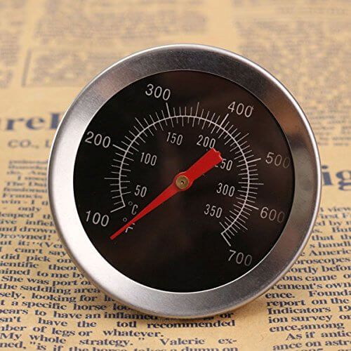 """""""Stainless Steel Camping BBQ Grill Barbecue Camp Smoker Pit Cooking Thermometer"""" shopping"""