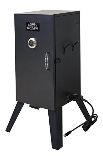 Smoke Hollow 26142E Electric Smoker, 26-Inch