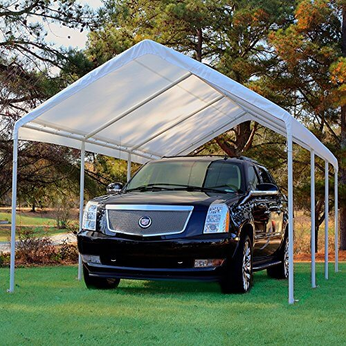 King Canopy 10 x 20 ft. DrawString Replacement Cover