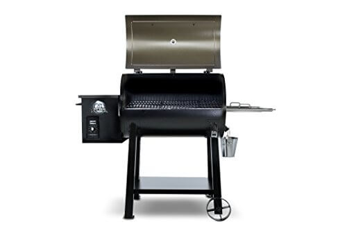 Pit Boss Grills 440 Deluxe Wood Pellet Grill