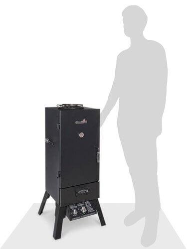 Char-Broil Vertical Gas Smoker