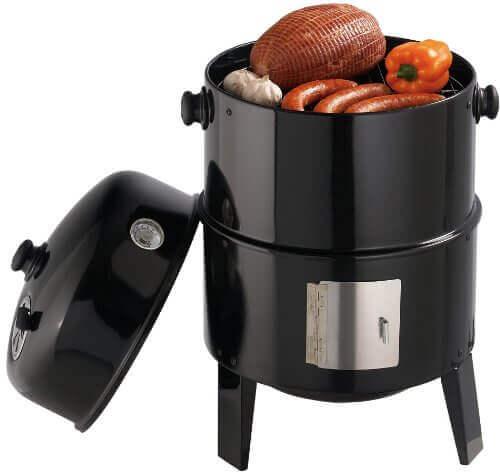 Grill Pro 31816 16-Inch Smoker