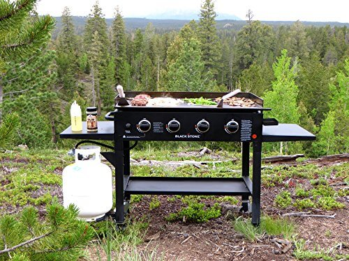 Blackstone 36 inch Outdoor Cooking Gas Grill Griddle Station