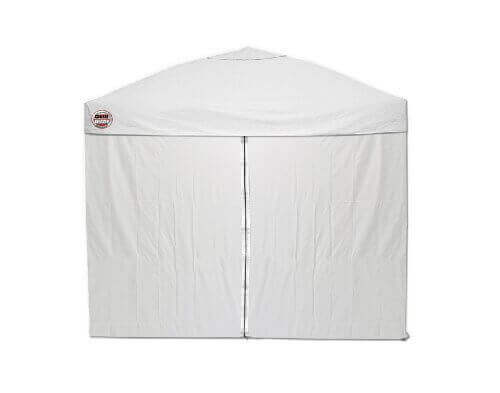 Quik Shade 10'x10′ Instant Canopy Wall Panel Set with Zipper Entry