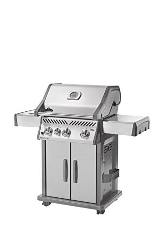 Napoleon Grills Rogue 425 Natural Gas Grill, Stainless Steel