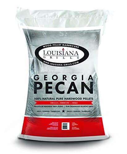Louisiana Grills Wood Pellets, 40 lb., Georgia Pecan