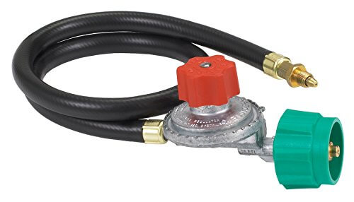 Bayou Classic 5HPR Adjustable High Pressure Regulator 0-10 PSI – Discontinued by Manufacturer
