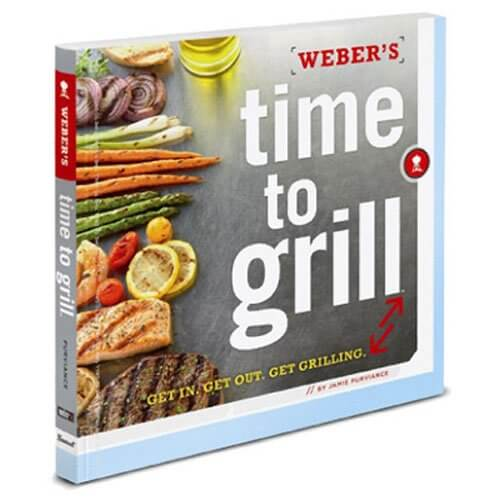 Weber 7604 Time to Grill Cookbook