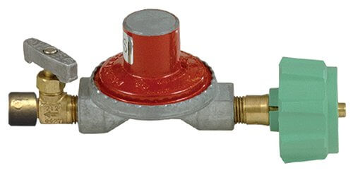 Bayou Classic High Pressure Regulator/Control Valve