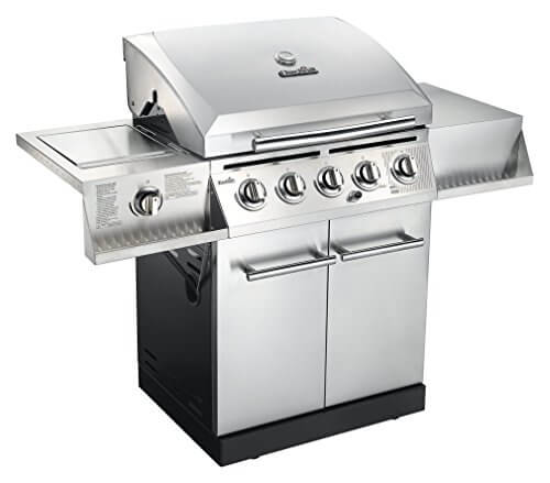 Char-Broil 500 5-Burner Cabinet Gas Grill