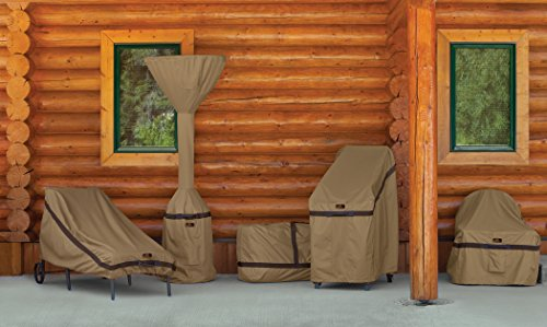 Classic Accessories 55-041-032401-CF Hickory Grill Cover For Weber Genesis
