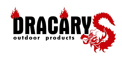 Dracarys NEW Stainless Steel Draft Door Kit Fit for Medium & Large Big Egg Grill, with PUNCHED Mesh Screen