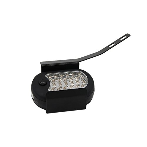 Dracarys Grill Light LED for Big Green Egg Grill Accessories Outdoor LED Barbecue Lamp with Swith 24 Ultra-Bright LED Lights-Blue