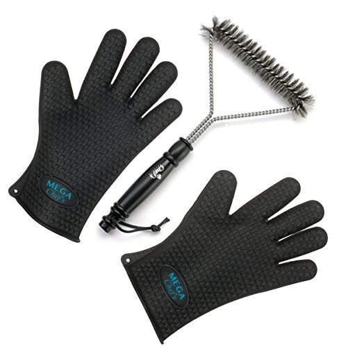 Silicone Heat Resistant Cooking Glove!