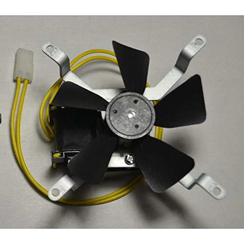 Pellet Grill Muffin Fan Induction Fan Motor Replacement Upgrade- 3000 RPM.48A