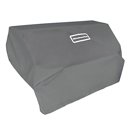 KitchenAid 700-0781 Built-In Grill Head Grill Cover, Gray