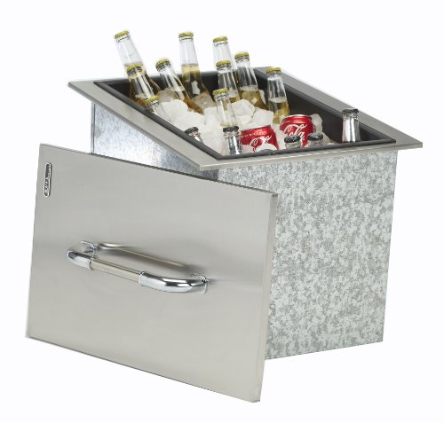 Bull Outdoor Products Stainless Steel Drop in Ice Chest