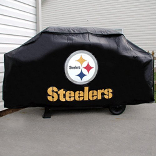 Pittsburgh Steelers Vinyl Grill Cover