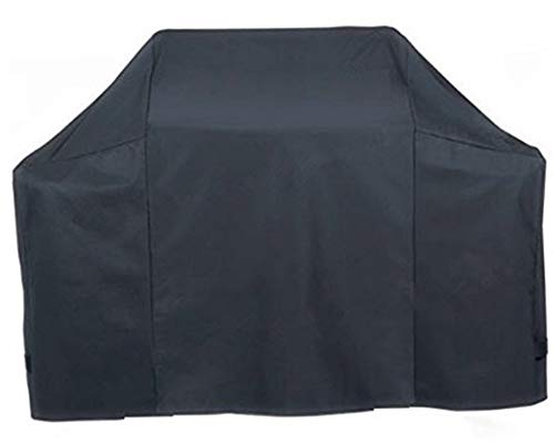 Hongso C7573 Barbecue Grill Cover Replacement for Weber 7573 / 7106, Weber Spirit 200/300 Gas Grills (Not fits 2015 Models) (26 x 50 x 53 inches)
