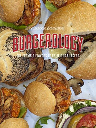 3-in-1 Burger Press Recipe Book – Burgerology Book CC3919
