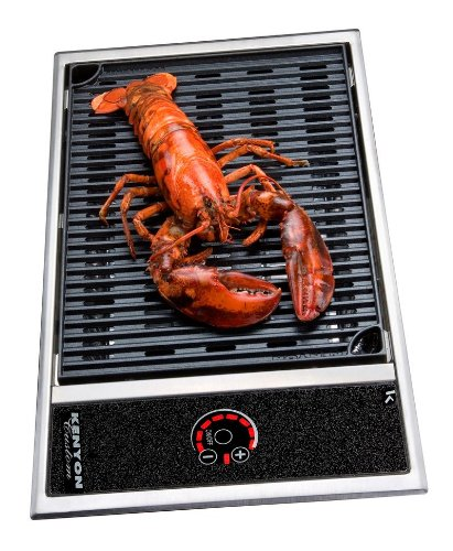 Kenyon B70060 No Lid All Seasons Built-In Electric Grill
