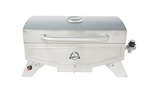 Pit Boss Grills PB100P1 Pit Stop Single-Burner Portable Tabletop Grill