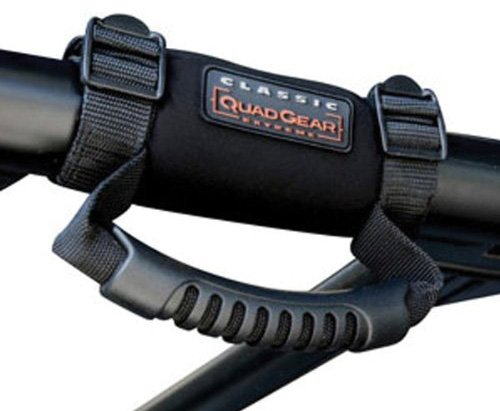 Classic Accessories QuadGear UTV Roll Cage Hand Holds, Pair, Black