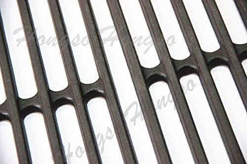Hongso 17.25″ Cast Iron Grill Grates for Weber Spirit 300 Series, Spirit 700, Genesis 1000 – 5000, Genesis Silver B/C,Genesis Gold B/C,Genesis Platinum B/C, 7526 7638 7527 7525 65619 65906 7639 PCG526
