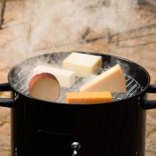 Cuisinart COS-116 Vertical Charcoal Smoker