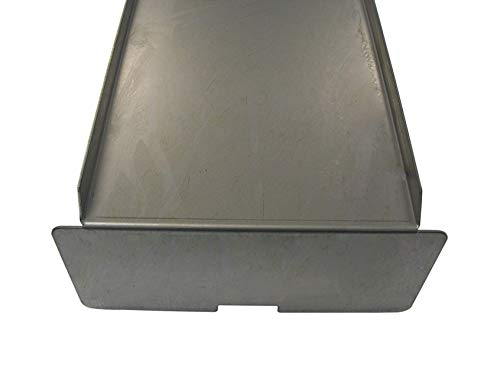 Cookingstar Stainless Steel Heat Diffuser BCA012, Replacement Part Kit for Traeger Pellet Smoker Grill
