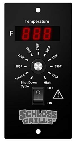 Digital Controller for Traeger Wood Pellet Grills
